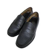 G.H.BASS(ジーエイチバス)の古着「ペニーローファー」|ブラック