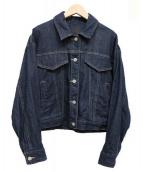 KBF(ケイビーエフ)の古着「デニムジャケット」|インディゴ