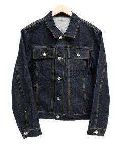 THOM BROWNE(トム ブラウン)の古着「デニムジャケット」|インディゴ