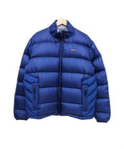 Patagonia(パタゴニア)の古着「ダウンジャケット」 ブルー