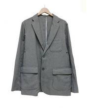 NEW BALANCE(ニューバランス)の古着「テーラードジャケット」 グレー