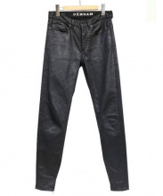 DENHAM(デンハム)の古着「Bolt Skinny Fit」|ブラック