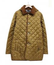 LAVENHAM(ラベンハム)の古着「キルティングコート」|マスタード