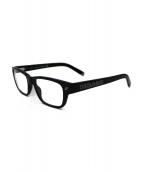 DSQUARED2(ディースクエアード)の古着「伊達眼鏡」|ブラック