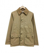 Barbour(バブアー)の古着「BEDALE JACKET」|ベージュ