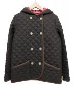 Traditional Weatherwear(トラディショナルウェザーウェア)の古着「キルティングコート」|ブラウン