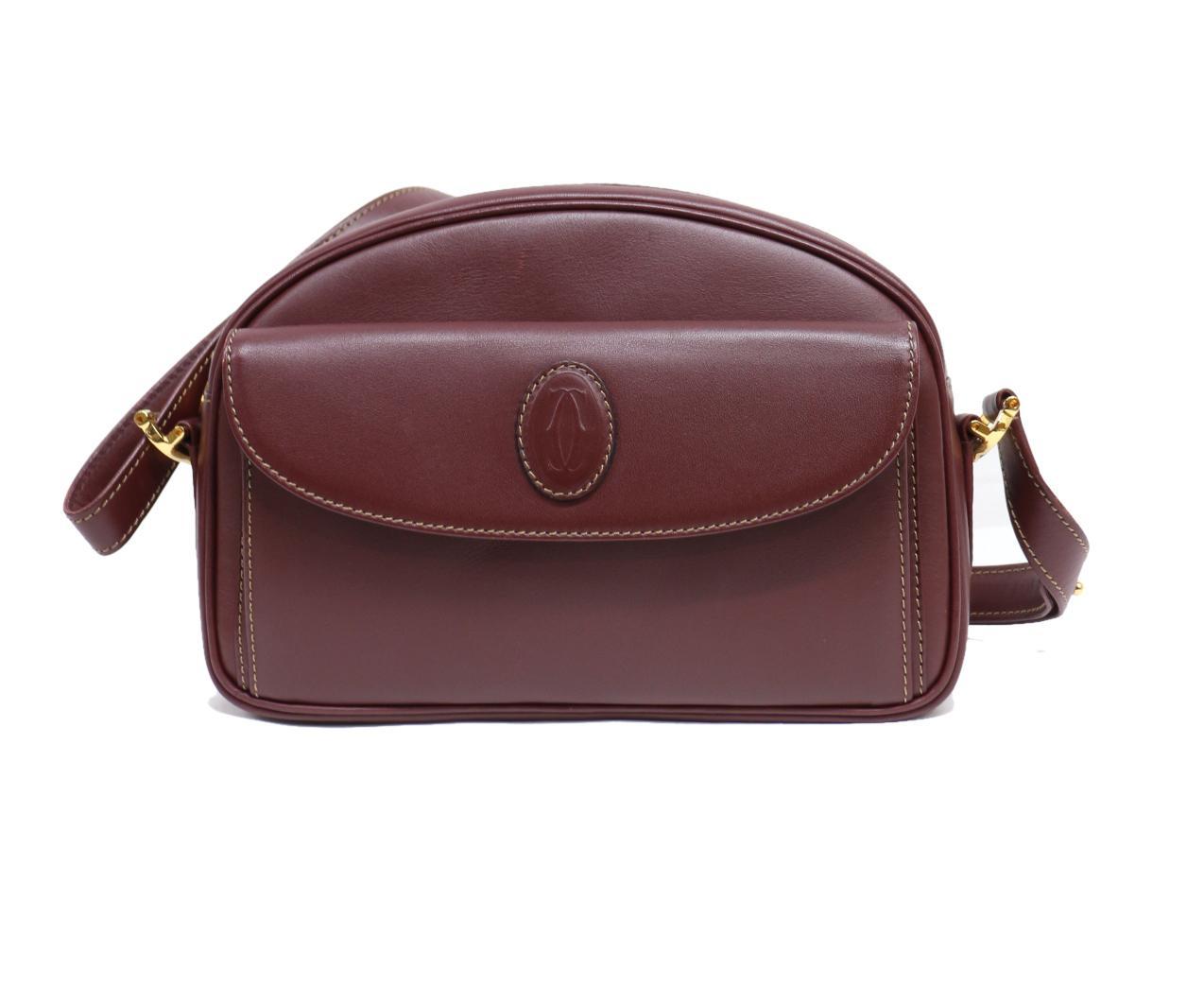 release date: 09a43 a6363 [中古]Cartier(カルティエ)のレディース バッグ ショルダーバッグ