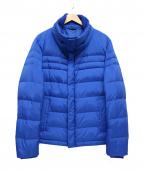 ck Calvin Klein(シーケーカルバンクライン)の古着「ダウンジャケット」|ロイヤルブルー