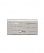 LONGCHAMP(ロンシャン)の古着「クロコ型押し長財布」