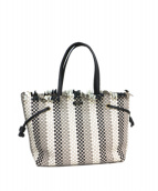 FURLA(フルラ)の古着「編み込みトートバッグ」