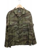 J.S HOMESTEAD×NIGEL CABOURN(J.Sホームステッド ×ナイジェルケーボン)の古着「オープンカラーシャツ」