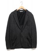ARMANI COLLEZIONI(アルマーニ コレッツィオーニ)の古着「テーラードジャケット」 ブラック