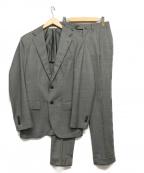 DEPETRILLO(デペトリロ)の古着「セットアップスーツ」|グレー