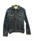 JAPAN BLUE(ジャパンブルー)の古着「デニムジャケット」