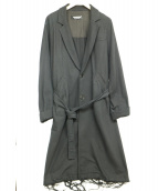 UNDERCOVER(アンダーカバー)の古着「タチキリコットンネルオーバーコート」