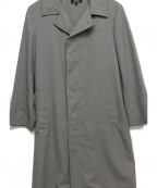 A.P.C(アーペーセー)の古着「比翼コート」|グレー