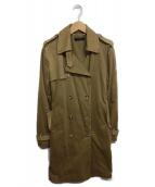 DIESEL(ディーゼル)の古着「ミリタリートレンチコート」