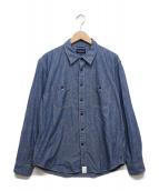 DESCENDANT(ディセンダント)の古着「シャンブレーシャツ」
