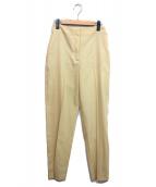theory(セオリー)の古着「Textured Suit Dawn Pant」 アイボリー