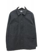orSlow(オアスロウ)の古着「カバーオール」|ブラック