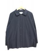 YAECA(ヤエカ)の古着「コーチジャケット」|ネイビー