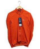 7mesh(セヴンメッシュ)の古着「Synergy Jersey LS」 オレンジ