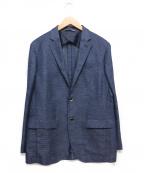 INTERMEZZO(インターメッツォ)の古着「アンコンジャケット」|ネイビー