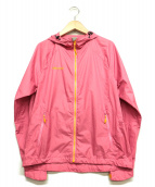 MARMOT(マーモット)の古着「シェルジャケット」|ピンク
