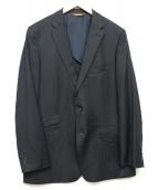 Paul Stuart(ポールスチュアート)の古着「2Bジャケット」|ネイビー