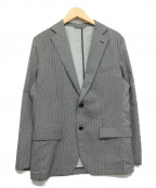allegri(アレグリ)の古着「アンコンジャケット」|グレー