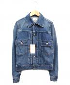 HYKE(ハイク)の古着「デニムジャケット」|ブルー