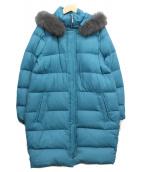 DAMA collection(ダーマコレクション)の古着「ダウンコート」|ブルー