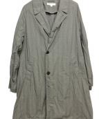 URBAN RESEARCH(アーバンリサーチ)の古着「ダブルライトコート」 グレー