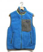 Patagonia()の古着「Classic Retro-X Vest」 ブルー