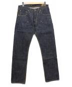 trophy clothing(トロフィークロージング)の古着「デニムパンツ」|インディゴ