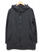 DURBAN(ダーバン)の古着「ナイロンジャケット」|ブラック