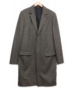 ALL SAINTS(オールセインツ)の古着「MALFERN COAT」 ブラウン