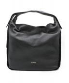 FURLA(フルラ)の古着「EVA M HOBO」|ブラック