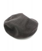 COMES AND GOES(カムズアンドゴーズ)の古着「ベレー帽」|ブラウン