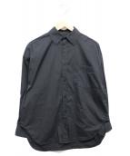 BALENCIAGA(バレンシアガ)の古着「オーバーサイズL/Sシャツ」|ブラック