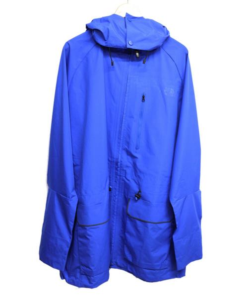 THE NORTH FACE(ザノースフェイス)THE NORTH FACE (ザノースフェイス) GORE WINDSTOPPER COAT ブルー サイズ:XL 未使用品の古着・服飾アイテム