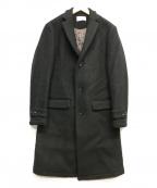 TROVE(トローブ)の古着「ILTA CHESTER COAT」|ブラック