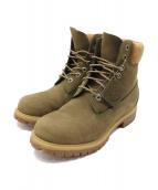 Timberland(ティンバーランド)の古着「6inch PREMIUM BOOTS」|グリーン
