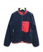 Patagonia()の古着「Classic Retro-x Jacket」|ネイビー