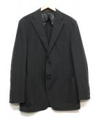 DURBAN(ダーバン)の古着「アンコンジャケット」|ネイビー