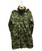 Columbia(コロンビア)の古着「ウィンズレイクランドジャケット」|オリーブ