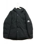 CAMP 7(キャンプセブン)の古着「シンパテックスダウンジャケット」|ブラック