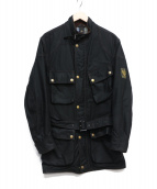 BELSTAFF(ベルスタッフ)の古着「TRIALMASTER」|ブラック