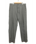 SOPHNET.(ソフネット)の古着「WIDE TAPERED CHINO PANT」 グレー
