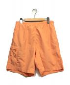Supreme(シュプリーム)の古着「Nylon Trail Short」|オレンジ